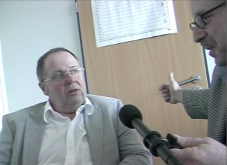 Örjan Fahlström on HammondCast KYOURADIO