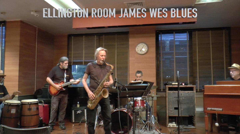 Blues Room Joe